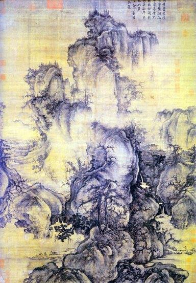 Primavera-reciente-1072-de-Guo-Xi