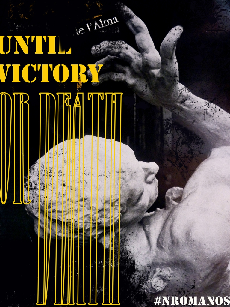 until victory or death s